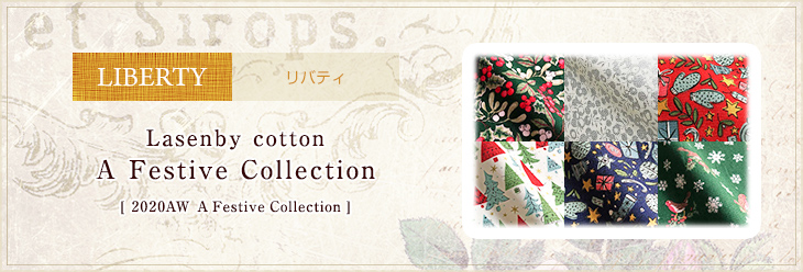 Lasenby cotton A Festive Collection