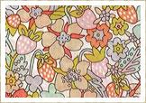 <Flower Tops>(フラワー・トップス)3637188-17B