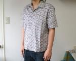 No.2 リバティのアロハシャツ
