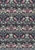 LIBERTYリバティプリント・国産タナローン生地(エターナル) <StrawberryThief>(ストロベリー・スィーフ)