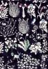 LIBERTYリバティプリント・国産タナローン生地 <Yoshie(ヨシエ)>(ネイビー)3630278D