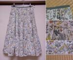 No.184 ティアードスカート