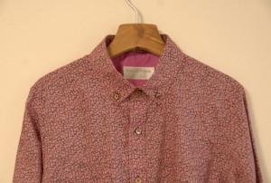 No.201 ボタンダウンのシャツ