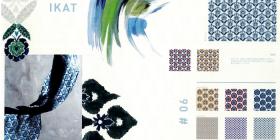 #06 IKAT – リバティプリント2016年秋冬柄デザインストーリー