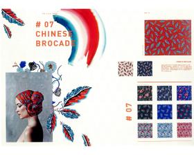 #07 CHINESE BROCADE – リバティプリント2016年秋冬柄デザインストーリー