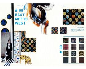 #08 EAST MEETS WEST – リバティプリント2016年秋冬柄デザインストーリー