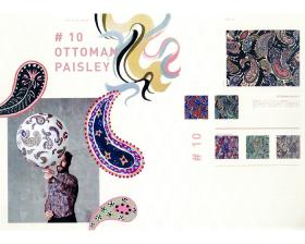 #10 OTTOMAN PAISLEY ― リバティプリント2016年秋冬柄デザインストーリー