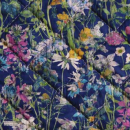 <Wild Flowers>(ワイルド・フラワーズ)【裏地:ネイビー】QUILT3634251-J16F