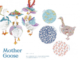 Mother Goose ―2017年春夏追加柄 The Little Land of Rhyme