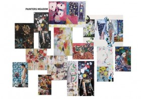 #01 The Painter's Meadow – リバティプリント2016年春夏柄デザインストーリー