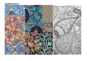 #10 Modern Paisley – リバティプリント2016年春夏柄デザインストーリー