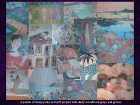 Color Story – リバティプリント2010年秋冬柄カラーストーリー