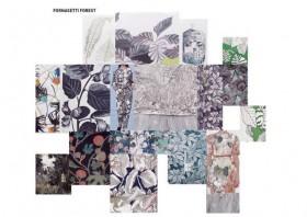 #02 Fornasetti Forest  – リバティプリント2016年春夏柄デザインストーリー