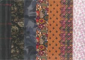 #01 織り Weave  ―リバティプリント2012年秋冬柄