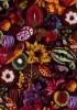 【2017年秋冬柄】 LIBERTYリバティプリント・国産タナローン生地 <Earthly Delights>(アースリー・デライツ)3637252-17B