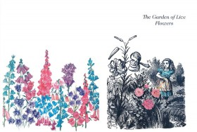 #06 生きた花園ーリバティプリント2015年春夏柄デザインストーリー