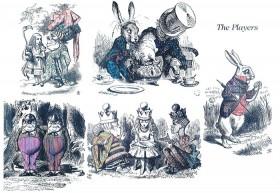 #03 ザ・プレイヤーズ  ーリバティプリント2015年春夏柄デザインストーリー