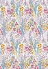 LIBERTYリバティプリント・国産タナローン生地 <Bell Flower>(ベル・フラワー)3638129-18A