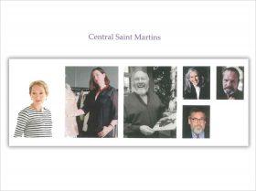 セントラル・セント・マーティンズ ―2012年春夏柄