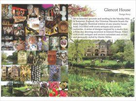 グレンコット・ハウス(Glencot House) ―2012年春夏柄