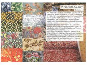 ウィットワース(Whitworth) ―2012年春夏柄