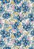 【メルシーオリジナルカラー】LIBERTYリバティプリント・国産タナローン生地 <Swirling Petals>(スワイリング・ペタルス)3638150L-J19B